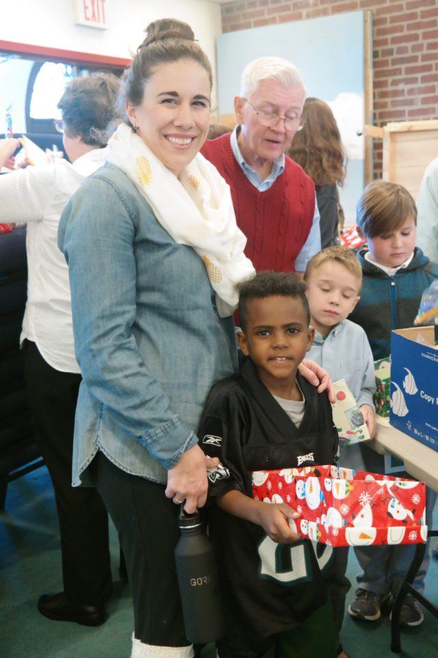 Samaritan's Purse – Operation Christmas Child 2018